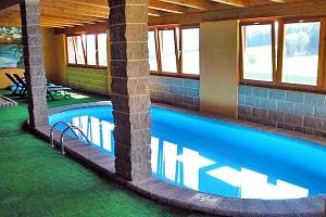 Šumava s rodinou v penzionu s privátním saunováním, bazénem neomezeně a polopenzí + až 2 děti do 12…