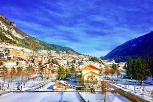 Dolomity v Hotelu Du Lac Vital Mountain *** s polopenzí blízko ski areálu...