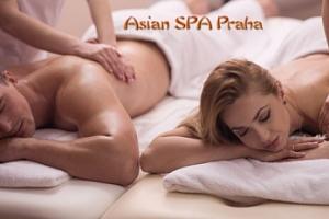 60-90min. thajská citrusová masáž pro 2 osoby od rodilých Thajek...