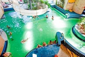 Györ: Hotel Wesselényi *** s celodenním vstupem do lázní, sauny a lístky do ZOO...