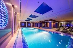 Budapešť v luxusním Hotelu President ****+ s neomezeným wellness a kluzištěm...