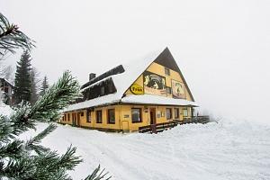 Víkendové lyžování v Beskydech v hotelu Fran přímo na sjezdovce...
