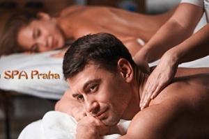 Thajská aroma čokoládová masáž pro 2 osoby na 60 či 90 minut...