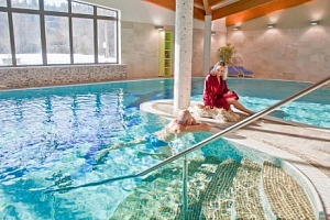 Beskydy: Sport Art Centrum Hotel **** nedaleko Pusteven s wellness a polopenzí...