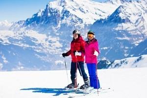 Rakouské Alpy: Holiday Sport Hotel & Ski Resort - bazén a 50% sleva na skipas...