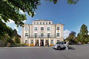 Hotel La Passionaria**** v Mariánkách s procedurami pro dva...