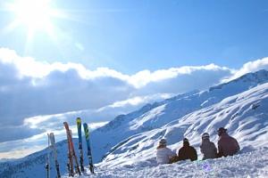 Zimní dovolená v italských Dolomitech 26.12.2018 - 2.1.2019...