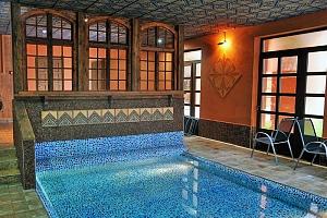 Krásný Bikal na jihu Maďarska v 4* hradním hotelu s neomezeným wellness, fitness, nápoji a…...