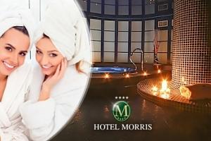 Dámská jízda v Hotelu Morris**** Česká Lípa: 3 dny pro 2 osoby...