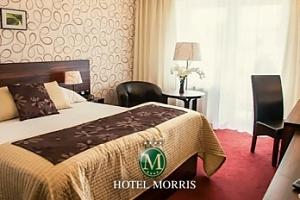 4* Parkhotel Morris Nový Bor: 3 dny relaxu pro dva vč. polopenze...