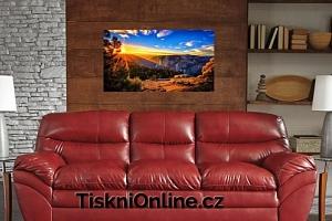 Fotoplátna z vlastních fotografií zvěční Vaše vzpomínky a zútulní Váš interiér....