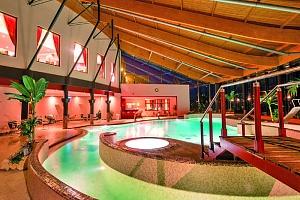 Maďarsko luxusně v apartmánu v 5* resortu nedaleko Budapešti s wellness neomezeně, masáží, soláriem…...