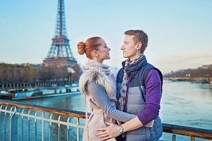 Valentýnský zájezd do Paříže na 4 dny...