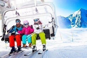 Rakouské Alpy: Hotel Payerbacherhof ***+ u ski areálu s polopenzí a wellness...