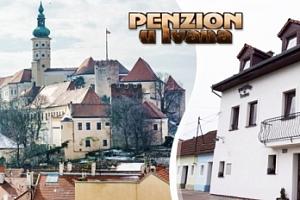Pobyt na Moravě pro dva: 3 či 5 dní vč. snídaní a degustace vín...