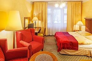 Hotel Grand*** u Máchova jezera s wellness a polopenzí...