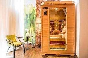 Nový Bor: Hotel Morris **** s polopenzí, bazénem a parádním balíčkem procedur...