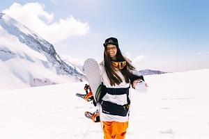 Kurz snowboardingu pro začátečníky...