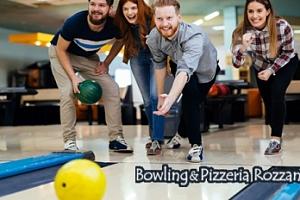 Bowling až na 4 hod. + pizza a laserová střelnice v Jaroměři...