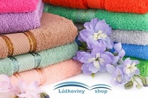 Příjemný bavlněný froté ručník o rozměru 50 × 100 cm...