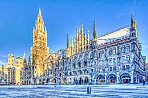 Mnichov nedaleko centra v hotelu A&O München Laim se snídaní + 2 děti zdarma...
