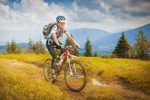Krušné hory nejen pro cyklisty v Hotelu Boží Dar - Excalibur *** s polopenzí...