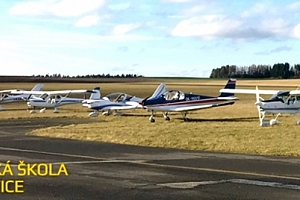 Pilotem na zkoušku - poznejte svět z ptačí perspektivy a užijte si vyhlídkový let....