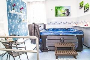 Lázně Libverda: relax v Penzionu Montána s polopenzí a wellness či procedurou...