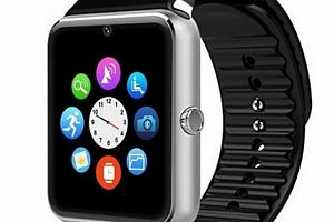 Smart watch GT08- 3 barvy SMW000016 Barva: Stříbrná...