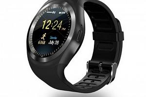 Smart watch MY1 SMW000015 Barva: Černá...