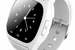 Smartwatch M26- 3 barvy SMW00009 Barva: Bílá...