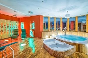 Polské Tatry: Hotel Montenero Resort & Spa se vstupem do bazénu a wellness...