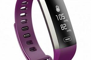 Fitness náramek M2 Plus- 4 barvy SMW000017 Barva: Fialová...