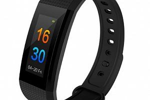 Smart band- fitness náramek I9- 5 barev SMW000019 Barva: Černá...