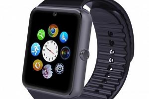 Smart watch GT08- 3 barvy SMW000016 Barva: Černá