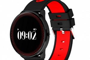 Ziskoun fitness náramek CF007 SMW00007 Barva: Červená...