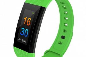 Smart band- fitness náramek I9- 5 barev SMW000019 Barva: Zelená...
