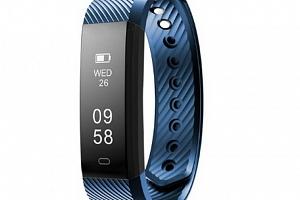 Fitness náramek M115 HR Plus- 5 barev SMW00022 Barva: Modrá...