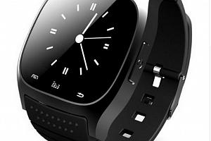 Smartwatch M26- 3 barvy SMW00009 Barva: Černá...