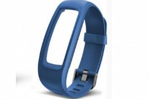 Náhradní řemínek k fitness náramku ID 107 HR plus Barva: Modrá...