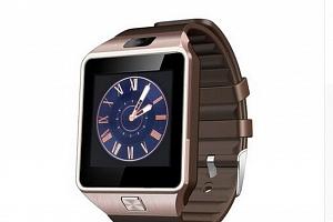 Ziskoun smartwatch DZ09 -podpora češtiny SMW0004 Barva: Zlatá...