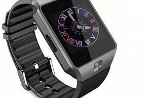 Ziskoun smartwatch DZ09 -podpora češtiny SMW0004 Barva: Černá...
