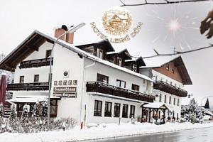 Vánoce či silvestr na Šumavě pro dva s wellness a polopenzí...