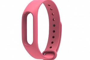 Náhradní řemínek k náramku M2 Aligator/Xiaomi Barva: Růžová...