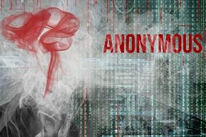 Anonymous – venkovní úniková hra...
