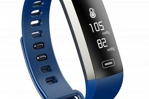 Fitness náramek M2 Plus- 4 barvy SMW000017 Barva: Modrá...