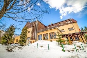 Jizerské hory u ski areálů v Amantis Vital Sport Hotelu *** s bohatým wellness...