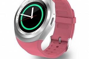 Smart watch MY1 SMW000015 Barva: Růžová...