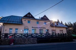 Penzion Vyhlídka na Šumavě s polopenzí a platností po celý rok...