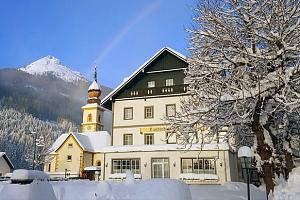 Lyžování v Rakousku: Hotel s polopenzí na 6 dní...